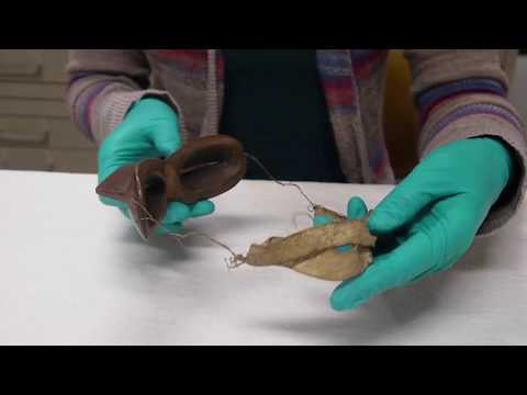 Inside the Collection –  Native American Snow Goggles