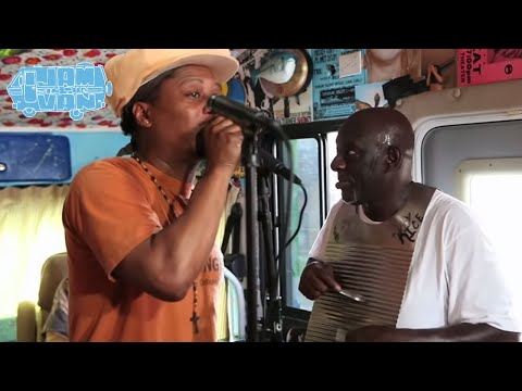 KERMIT RUFFINS  If Youre A Viper   at Kermits Treme Speakeasy #JAMINTHEVAN