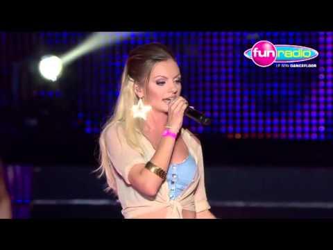 Alexandra Stan - Mr. Saxobeat & Cliche (Hush Hush) Live Starfloor 2012