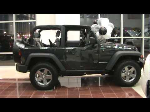 Charming 2010 Jeep Wrangler Rubicon Walkaround