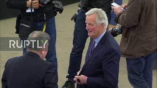 """France: Barnier tells UK not to """"kid"""" yourself on financial services deal"""