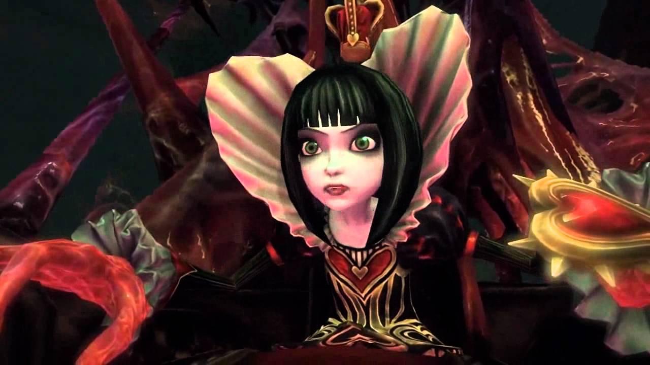 Alice Retour au Pays de la Folie - bande-annonce de lancement ...