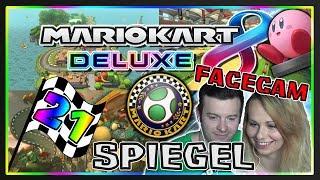 MARIO KART 8 DELUXE Part 21: Ei-Cup Spiegel Deluxe mit Juli + Facecam