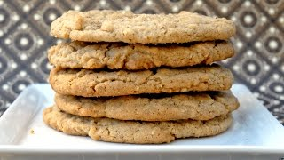 Protein Almond Butter Cookies Recipe - Hasfit Gluten Free Cookie Recipes - Healthy Cookie