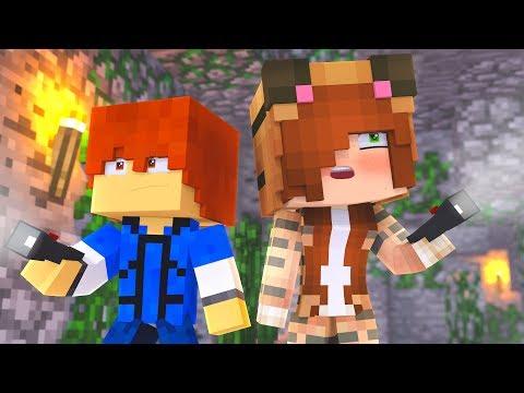 Minecraft Daycare - TREASURE HUNT !? (Minecraft Roleplay)