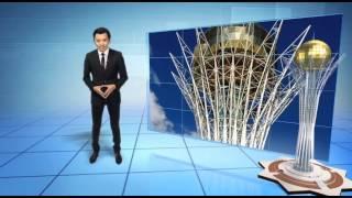 Рекордный Казахстан. Самая главная достопримечательность столицы Казахстана(, 2015-02-20T06:09:13.000Z)