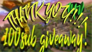 THANK YOU!! - Winners of the live stream giveaway. FORTNITE Battle Royal