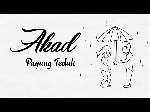 Ilustrasi | Akad -Payung Teduh (Cover Angga Candra)