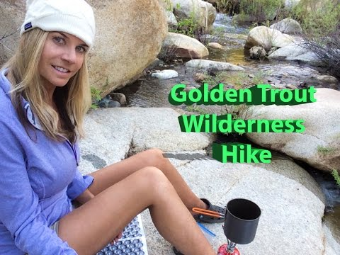 Backpacking the GoldenTrout Wilderness | Southern Sierras