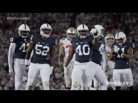 "Penn State Football 2017 ""Hells Bells"""