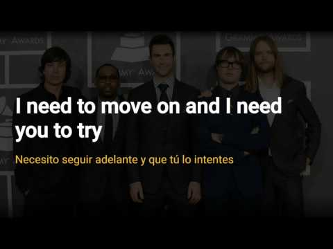 Maroon 5 - Out of Goodbyes [Lyrics] with Lady Antebellum (Traducida)