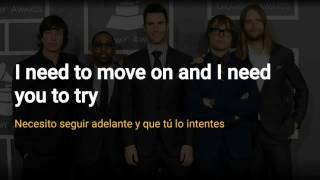 Maroon 5 - Out of Goodbyes [Lyrics] with Lady Antebellum (Traducida)