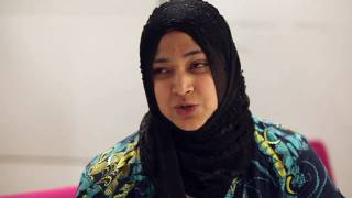 Nabia Kashif talks about her experience studying at the University ...