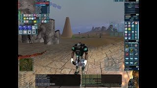 Level 60 Enforcer, 105 Chiroptera Equip. Anarchy Online ~2010