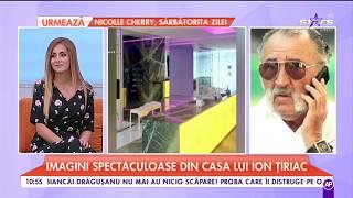 Imagini spectaculoase din casa lui Ion Țiriac