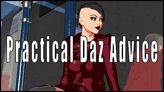 1 Daz3D Öğretici - Manga Tarzı Gölgeleme ile Karikatür Önceden (Bölüm)