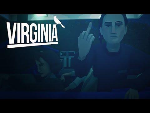 Очень странный Твин Пикс ● Virginia