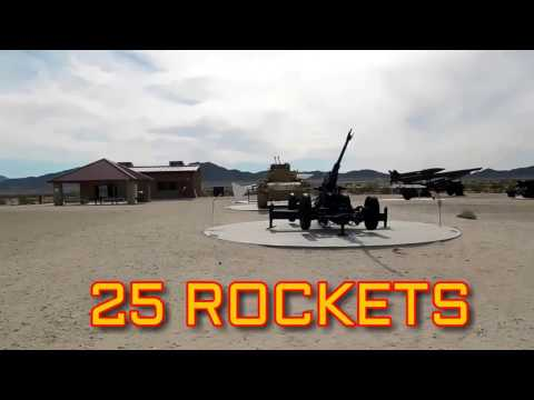 Yuma Proving Ground Tanks & Helicopter