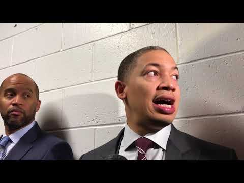 Tyronn Lue said Cavaliers' 'spirits were different' in huge win over Celtics