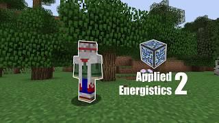 Applied Energistics 2 Basics Del 1 | Norsk Tutorial