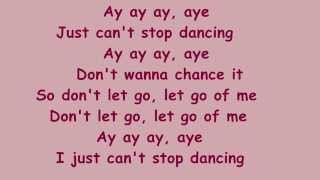 Becky G Can 39 t Stop Dancing Lyrics.mp3