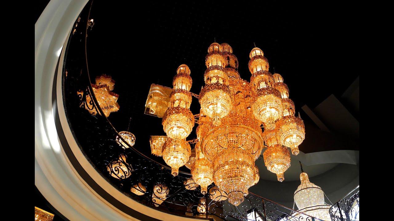 Swarovski Crystal Chandeliers Strass Viennalights
