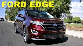 2017 Ford Edge - Review And Road Test