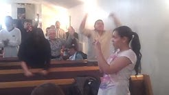 Eliyahu Shemuel Ben Yah  IN BROOKLYN,N.Y.....HOLYGHOST PARTY ! REVIVAL AMONG THE YOUTH !
