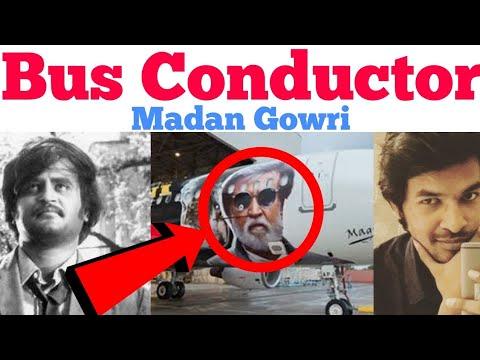 Bus Conductor Rajinikanth   How Rajini Became a Super Star   Tamil   Madan Gowri   MG