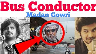 Bus Conductor Rajinikanth | How Rajini Became a Super Star | Tamil | Madan Gowri | MG