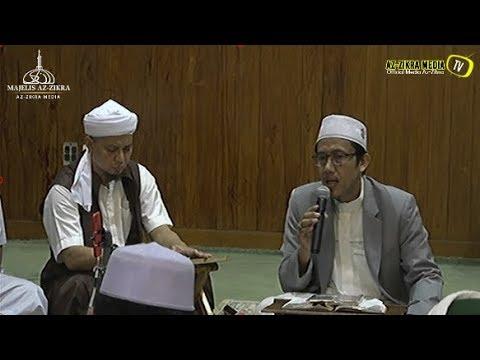 Halaqoh shubuh bersama KH. Mukti Ali di Masjid Az-Zikra Sentul Bogor