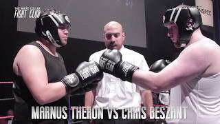 Marnus Theron VS Chris Beszant