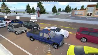 Greenville Roleplay Construction RP | Road Rage! (ROBLOX)