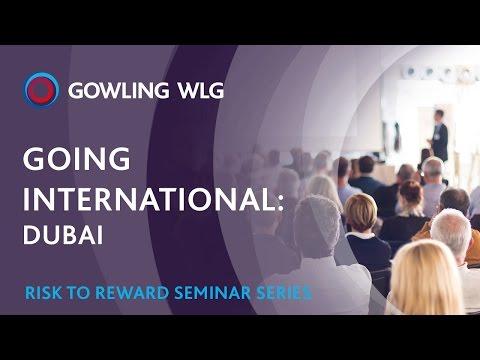 Going International: Dubai