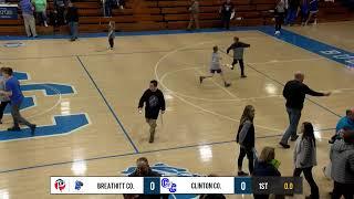 Breathitt County at Clinton County | Boys HS Basketball