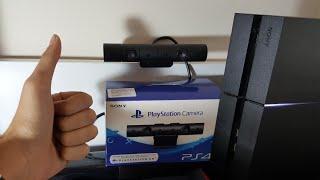 PS4 Camera V2 Kutu açılımı / Özellikleri