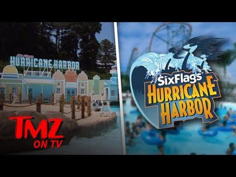 Guy Sues Six Flags Hurricane Harbor Over Masturbation Accusation | TMZ TV