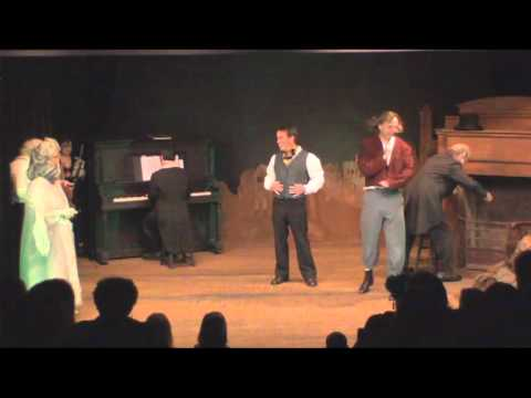 Charles Dickens' A Christmas Carol at the Mendocino Theatre Company