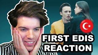 FIRST REACTION TO EDIS - ROMAN Video