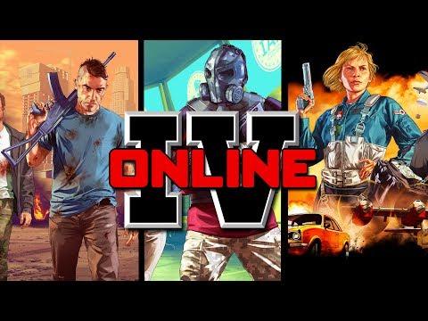 Grand Theft Auto 4 & 5 Online | Theme Mashup