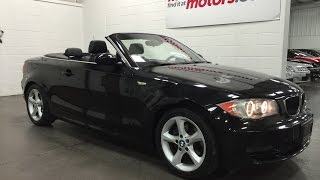 2008 BMW 1-Series 128i Convertible Clean Carproof AWESOME! SOLD Munro Motors