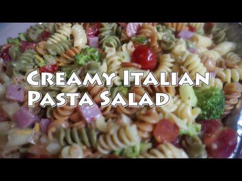 The BEST Pasta Salad EVER!!