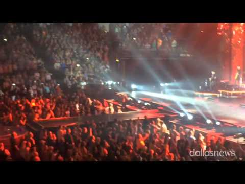 Shania Twain at American Airlines Center in Dallas