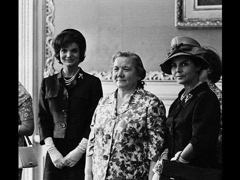 Кремлевские жены-невидимки. Хроники