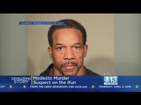 Search On For Modesto Man Suspected Of Killing Wife