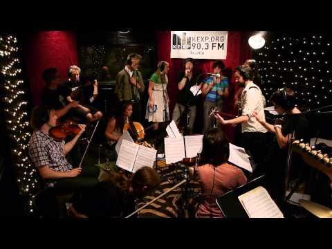 Seattle Rock Orchestra - Rebellion (Lies) (Live On KEXP)