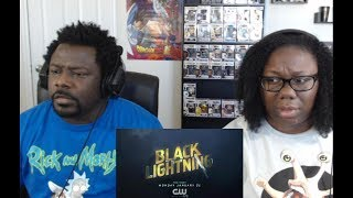 Black Lightning | The Book Of Rebellion: Chapter Three: Angelitos Negros Promo {REACTION!}