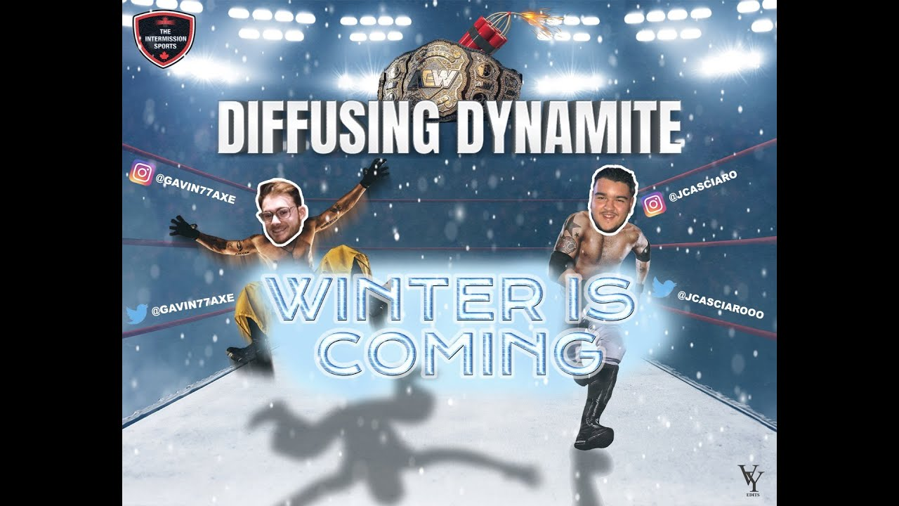 Diffusing Dynamite: Winter is Coming