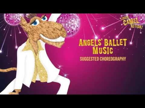 Lights, Camel, Action! School Nativity Angel Ballet Choreography by Out of the Ark Music
