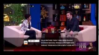 Shane Filan Live NETtv INDONESIA 3-10-2013